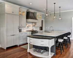 家庭主妇最爱的空间,美美的厨房设计(下)