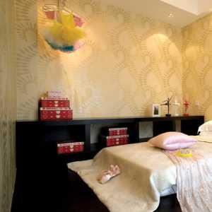 臥室遮陽窗簾片裝修效果圖