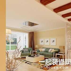 三室两厅东南亚风格卧室飘窗设计大全