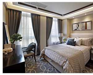 客廳臥室室內地臺設計裝修效果圖