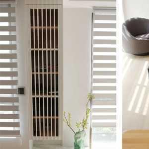 北欧风格一居室客厅装修
