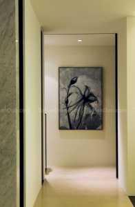 《品蓝》广州江门骏凯豪庭180平米新中式设计效果图大全