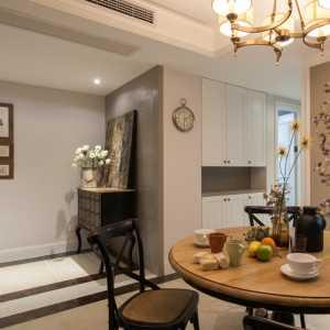 华泰御景园现代客厅沙发背景墙装修设计效果图