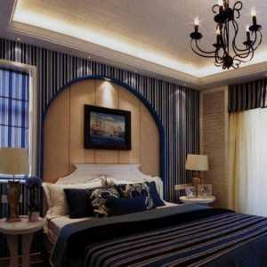 二层现代时尚别墅装修效果图