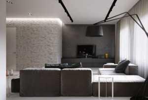 地毯澳海瀾庭二居室113平米裝修效果圖