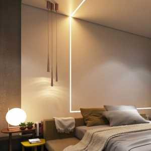 中式臥室家具效果圖