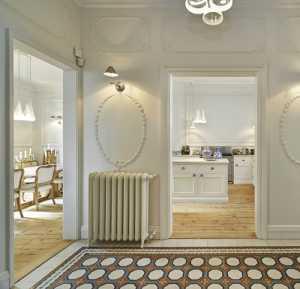 別墅美式風格樓梯裝修效果圖