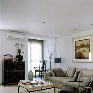 客厅混搭140平米灯具装修效果图