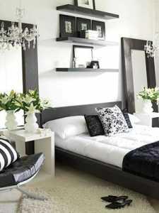 110平米裝修現代簡約客廳效果圖