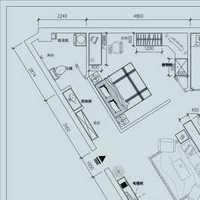 现代精巧简约型别墅庭院装修效果图
