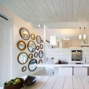 110平米美式風格一居室裝修效果圖