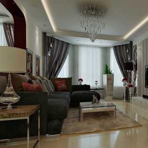 沙發茶幾混搭客廳2裝修效果圖