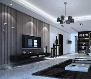 室內美式樣板房軟裝設計裝修效果圖