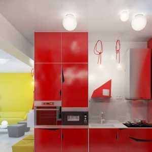 90平小户型现代婚房装修效果图大全2012图片