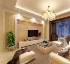 悦荣府 解放阳台,89平的华丽客厅