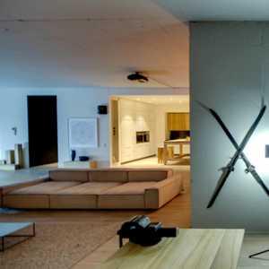 壁燈瀚城國際二期裝修圖片效果圖