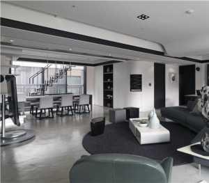 现代混搭风格两室两厅卧室背景墙壁纸装修效果图