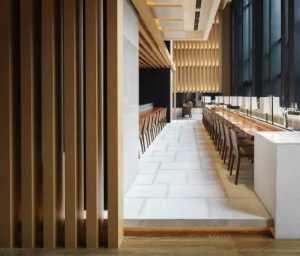 KOKAISTUDIOS · 京都四季酒店全日餐厅