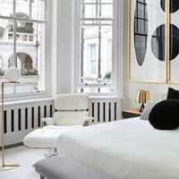 别墅灯具卧室装修效果图