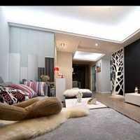地毯储物柜二居新房装修效果图