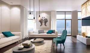 简约风格装修的房间应该如何配色