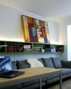 上海大華錦繡華城三居室現代簡約風格裝修設計效果圖