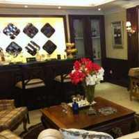 现代风格公寓卧室黑框立体吊灯装修效果
