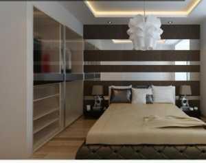 简约实用 现代派卧室设计