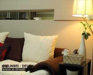 一室两厅家装设计公司