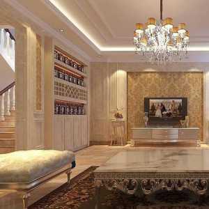 建一栋这样款式的二层小别墅里面普通装修要多