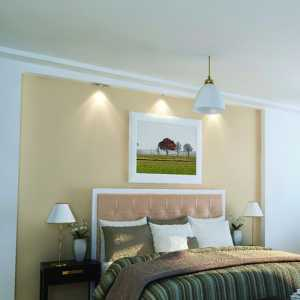北欧家居卧室设计
