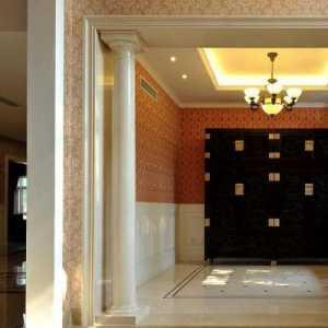上海尚層別墅裝飾海德花園別墅美式風格裝修案例效果圖大全