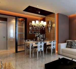 东南亚三居客厅灯具装修装饰
