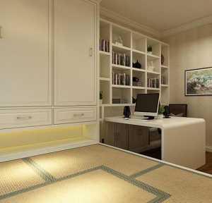 摩登美式臥室裝修案例