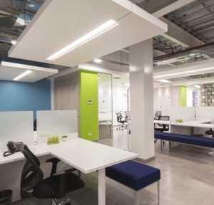 厄瓜多尔电信公司Telefonica办公空间设计
