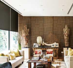 随着建筑装饰材料进入百姓家庭某些装饰不久的居