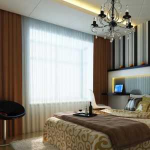 60平米两室变三室装修效果图